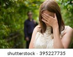 relationship worries | Shutterstock . vector #395227735