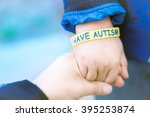 autism awareness picture i have ... | Shutterstock . vector #395253874