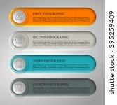 information infographic... | Shutterstock .eps vector #395259409