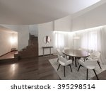 luxury apartment interior | Shutterstock . vector #395298514
