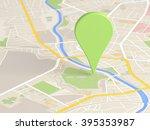 map locator icon | Shutterstock . vector #395353987