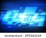 vector   abstract square and... | Shutterstock .eps vector #395363164