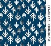 spring mood. modern geometric... | Shutterstock .eps vector #395409667