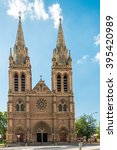 st. peter's cathedral of... | Shutterstock . vector #395420989