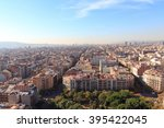 barcelona  spain   november 10  ... | Shutterstock . vector #395422045