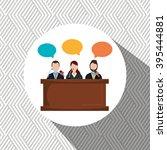 elections concept  design  | Shutterstock .eps vector #395444881