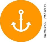 anchor i | Shutterstock .eps vector #395452144
