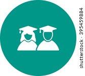graduates | Shutterstock .eps vector #395459884