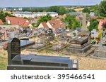 ecquevilly  france   august 17...   Shutterstock . vector #395466541