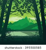 a high quality background of... | Shutterstock .eps vector #395500585