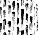 black and white abstract hand... | Shutterstock .eps vector #395567227