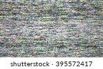 tv static screen | Shutterstock . vector #395572417
