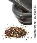 Mixed Colored Peppercorns With...