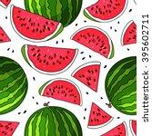 seamless vector pattern of... | Shutterstock .eps vector #395602711