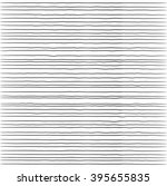 pattern with hand drawn lines | Shutterstock .eps vector #395655835