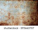 Rusty Metal Panel Texture...