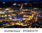 aerial view of port louis... | Shutterstock . vector #395681479