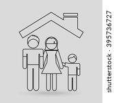 insurance concept design  | Shutterstock .eps vector #395736727
