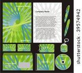 fully editable vector business... | Shutterstock .eps vector #39574942