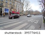 paris  france  february 6  2016 ... | Shutterstock . vector #395776411