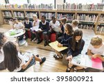classmate educate friend...   Shutterstock . vector #395800921