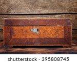 Vintage Box Chest Closeup