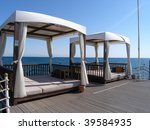 Luxurious Cover On The Beach