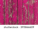 Peeling Pink Paint Wooden...