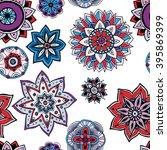 seamless pattern texture.... | Shutterstock .eps vector #395869399