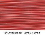 elegant abstract horizontal red ... | Shutterstock . vector #395871955
