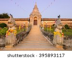 Ancient Buddhist Temple Of Wat...