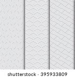 Seamless Patterns. Modern...