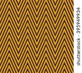 retro abstract chevron pattern... | Shutterstock .eps vector #395949934