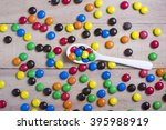 candy that kids like | Shutterstock . vector #395988919