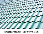 green roof construction  part... | Shutterstock . vector #395995615