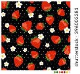 seamless vector pattern of... | Shutterstock .eps vector #396002281