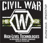 civil war   vector graphics and ...