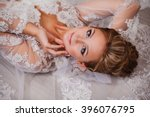 Beautiful Young Girl Bride Wit...