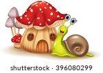 Beautiful Mushroom House And...