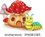 Beautiful Mushroom House And...