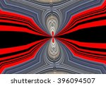 abstract design in red  black... | Shutterstock . vector #396094507