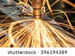 spot welding industrial... | Shutterstock . vector #396194389