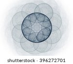 elementary particles series.... | Shutterstock . vector #396272701