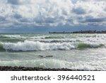 Sea  Waves  Ocean  Storm
