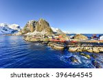 Fishing Hut  Rorbu  In The...