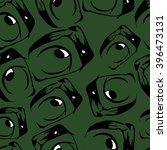 vector seamless pattern. modern ... | Shutterstock .eps vector #396473131