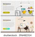 two banner for web design....   Shutterstock .eps vector #396482314