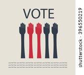 hands vote.