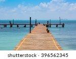 isla mujeres   cancun  quintana ... | Shutterstock . vector #396562345