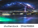 Bosphorus Bridge At Night ...